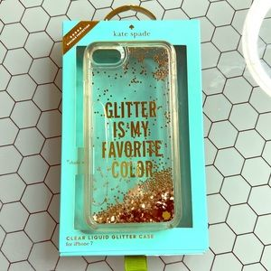 Gently Used Kate Spade iPhone 7 case